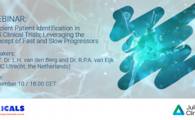 Free Webinar: Efficient Patient Identification in ALS Clinical Trials