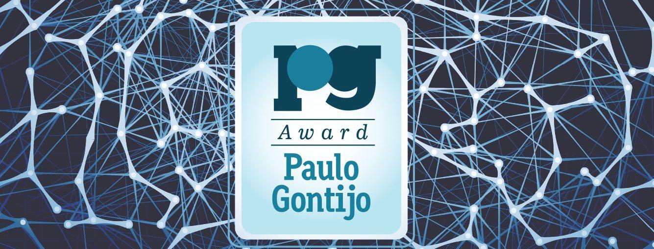 Dr Ruben van Eijk receives Paulo Gontijo Award 2020