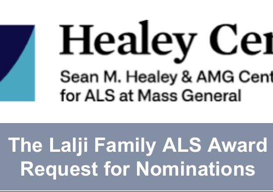 The Lalji Family ALS Award