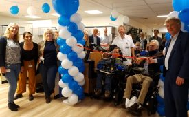 Nieuwe Trial Unit in het UMC Utrecht geopend